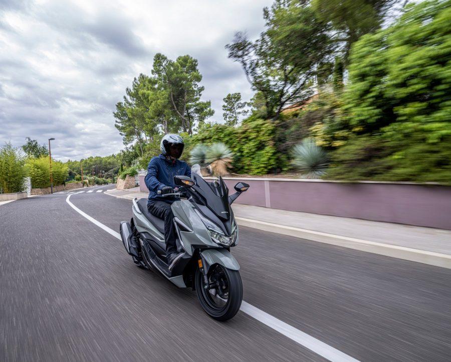 Honda Forza 350 0004