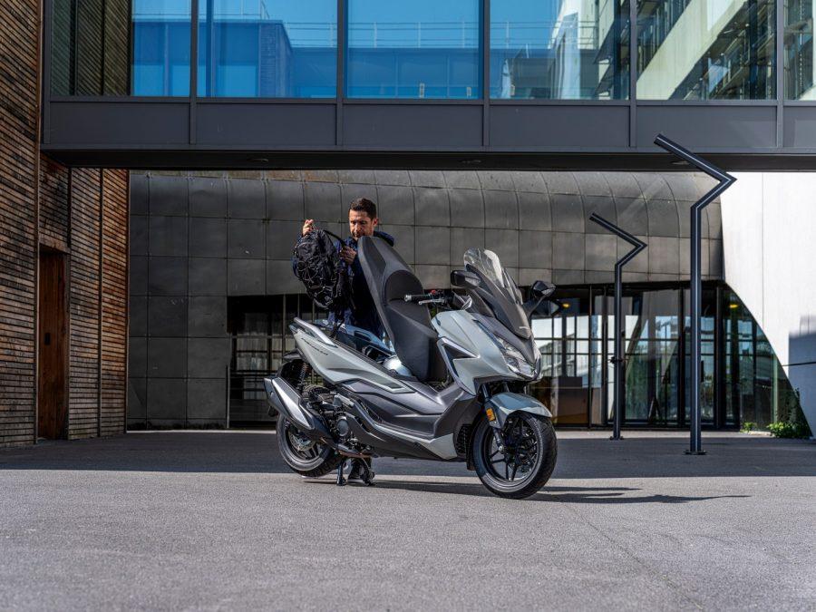 Honda Forza 350 0006