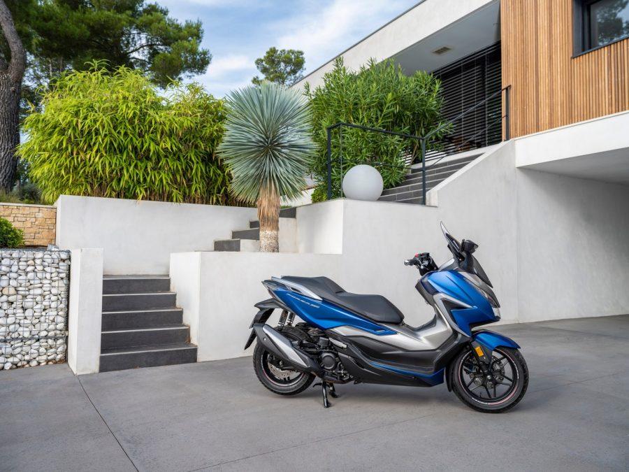 Honda Forza 350 0009