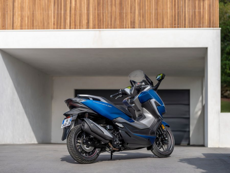 Honda Forza 350 0010
