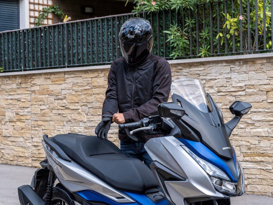Honda Forza 750 0035