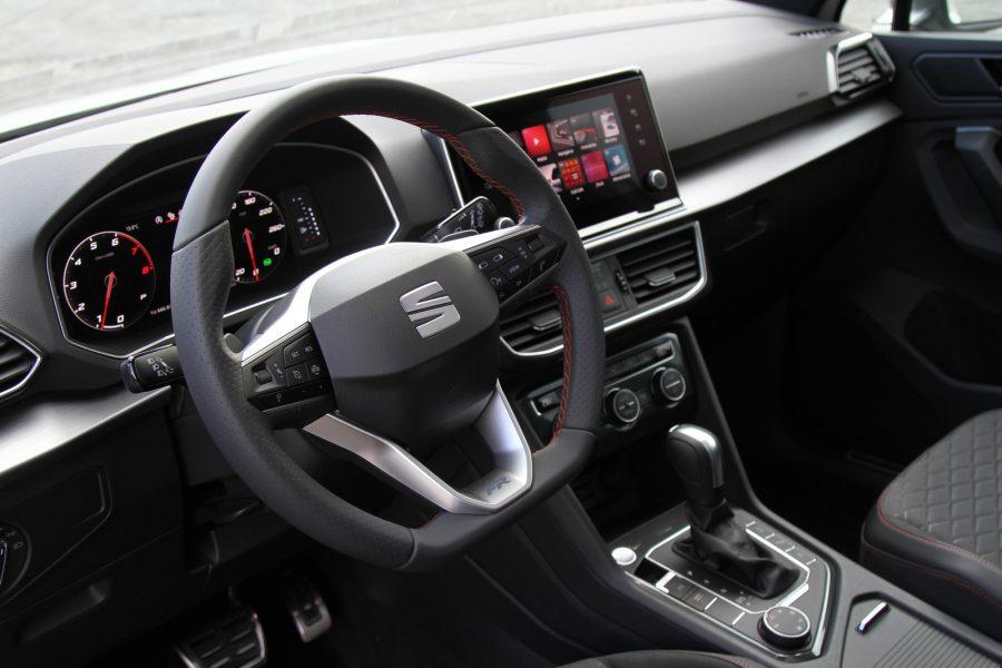 SEAT Tarraco 2,0 TSI 190 7DSG 4Drive FR 0022