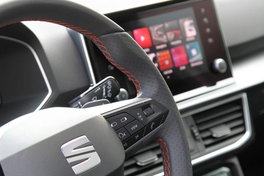 SEAT Tarraco 2,0 TSI 190 7DSG 4Drive FR 0024