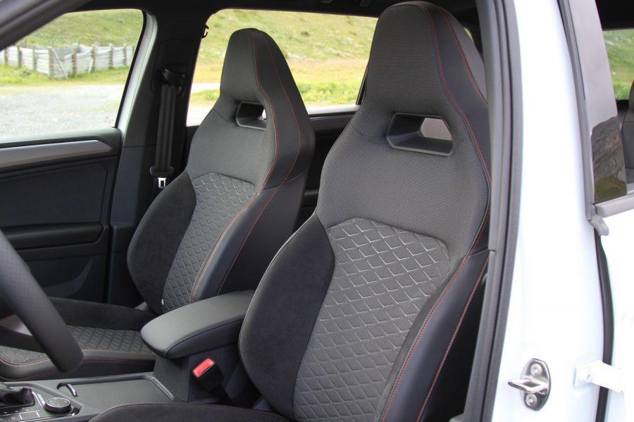 SEAT Tarraco 2,0 TSI 190 7DSG 4Drive FR 0025