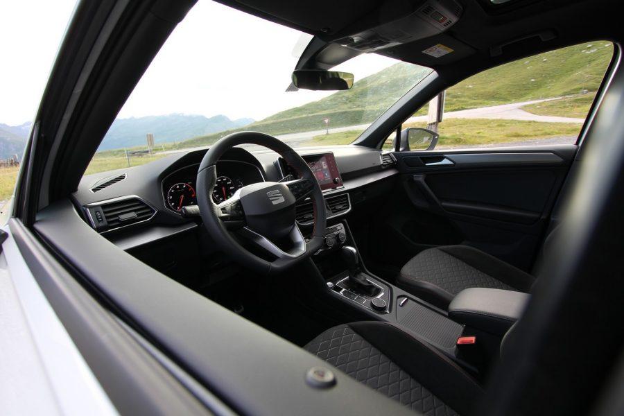 SEAT Tarraco 2,0 TSI 190 7DSG 4Drive FR 0030