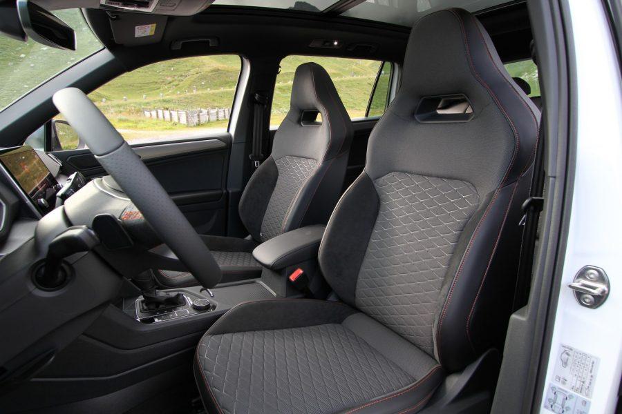 SEAT Tarraco 2,0 TSI 190 7DSG 4Drive FR 0032