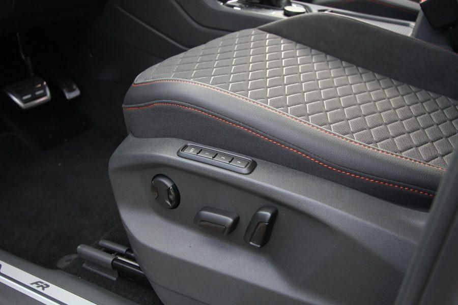 SEAT Tarraco 2,0 TSI 190 7DSG 4Drive FR 0033