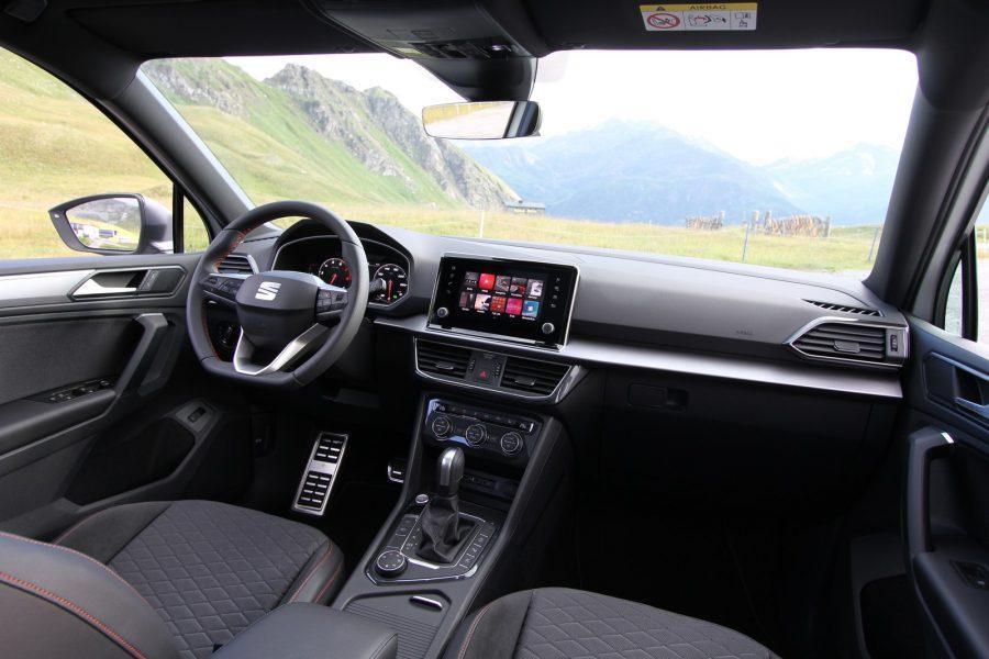 SEAT Tarraco 2,0 TSI 190 7DSG 4Drive FR 0035