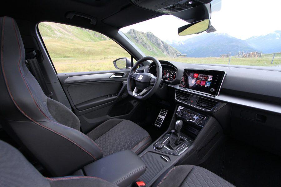 SEAT Tarraco 2,0 TSI 190 7DSG 4Drive FR 0038