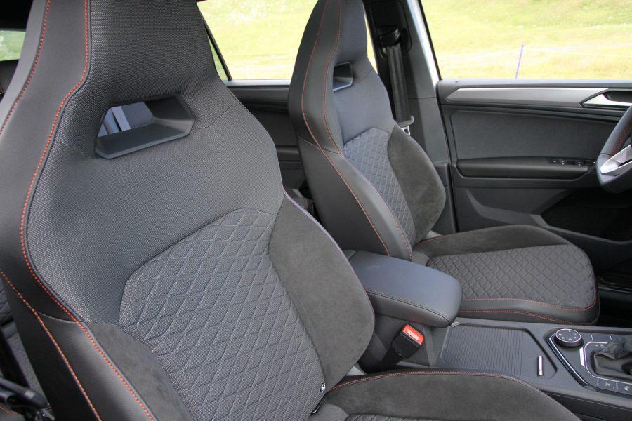 SEAT Tarraco 2,0 TSI 190 7DSG 4Drive FR 0040