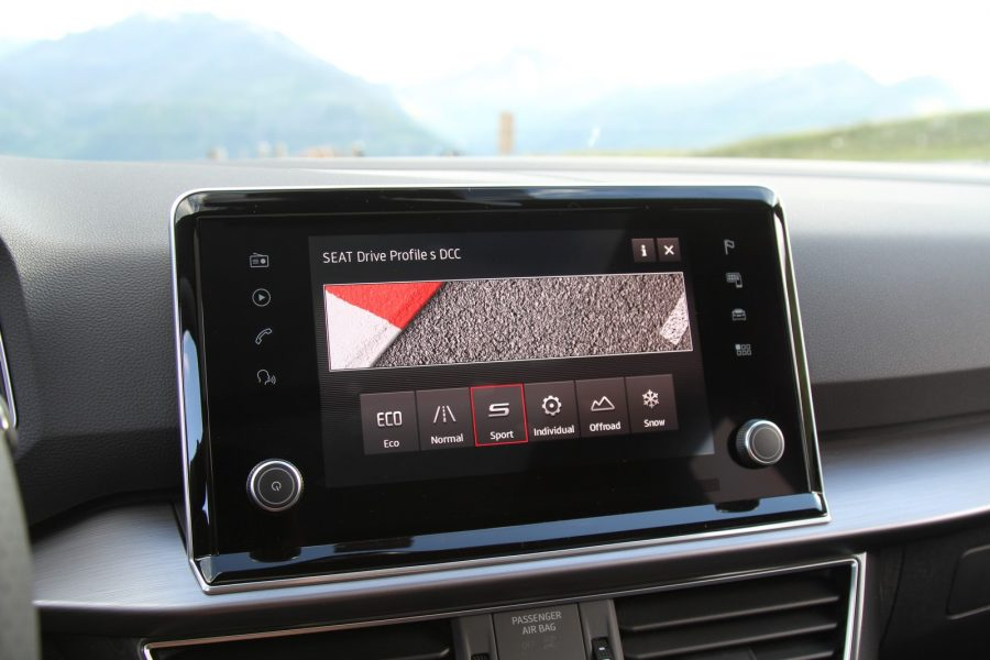 SEAT Tarraco 2,0 TSI 190 7DSG 4Drive FR 0050
