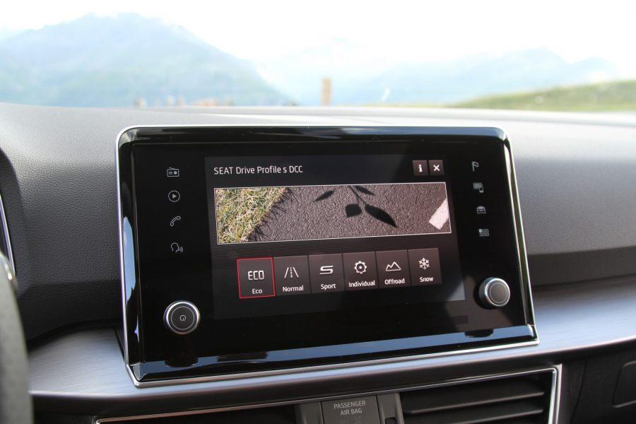 SEAT Tarraco 2,0 TSI 190 7DSG 4Drive FR 0052