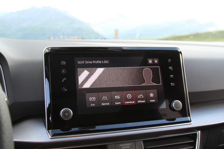 SEAT Tarraco 2,0 TSI 190 7DSG 4Drive FR 0053