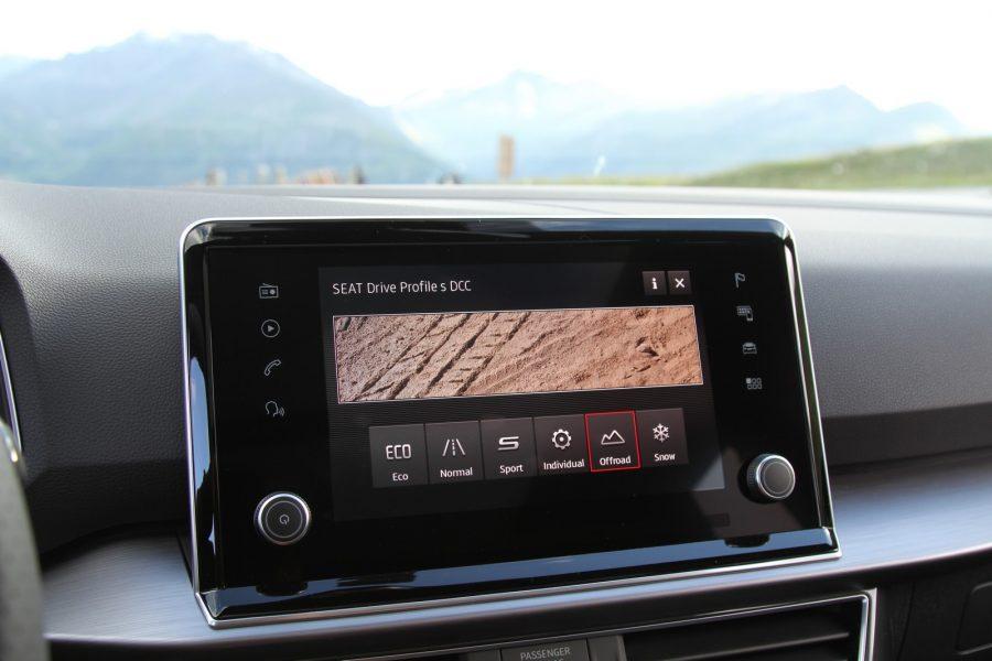 SEAT Tarraco 2,0 TSI 190 7DSG 4Drive FR 0054