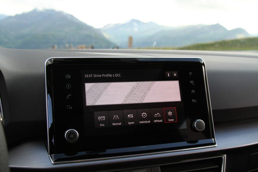 SEAT Tarraco 2,0 TSI 190 7DSG 4Drive FR 0055