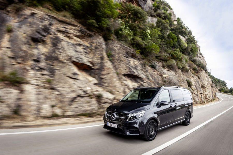 2020 Mercedes V class Airmatic Am5