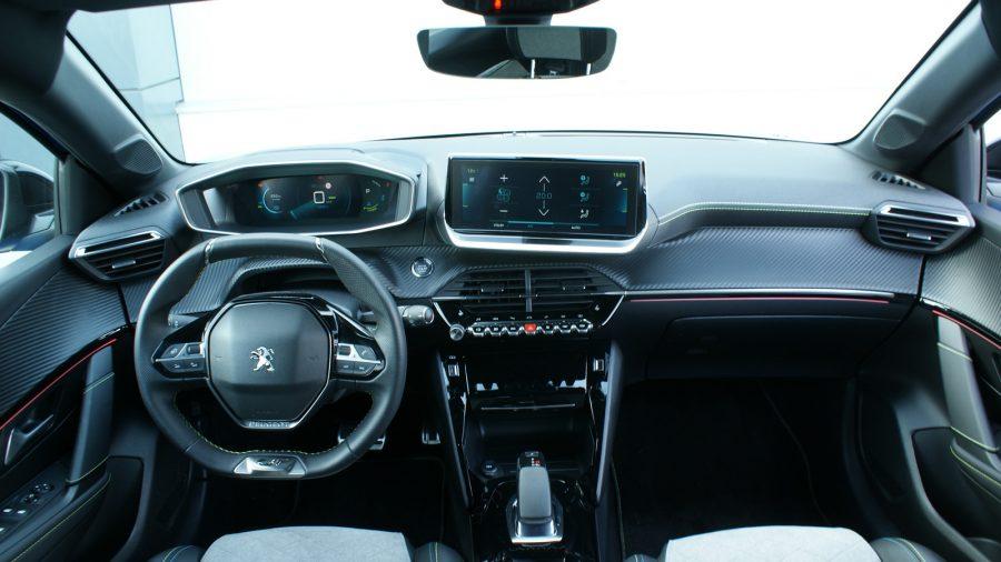 2020 Peugeot e-208 GT AM 011