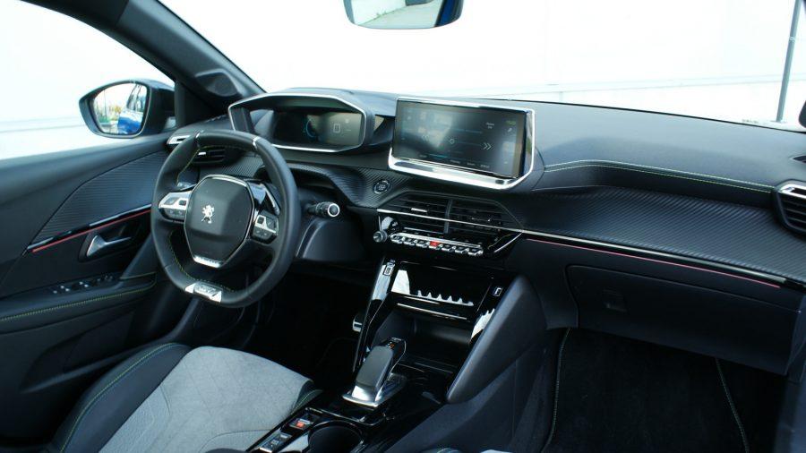 2020 Peugeot e-208 GT AM 014