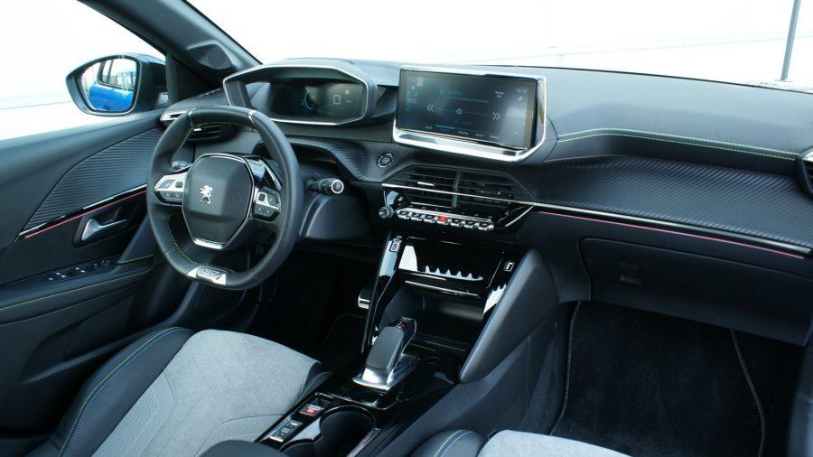 2020 Peugeot e-208 GT AM 016