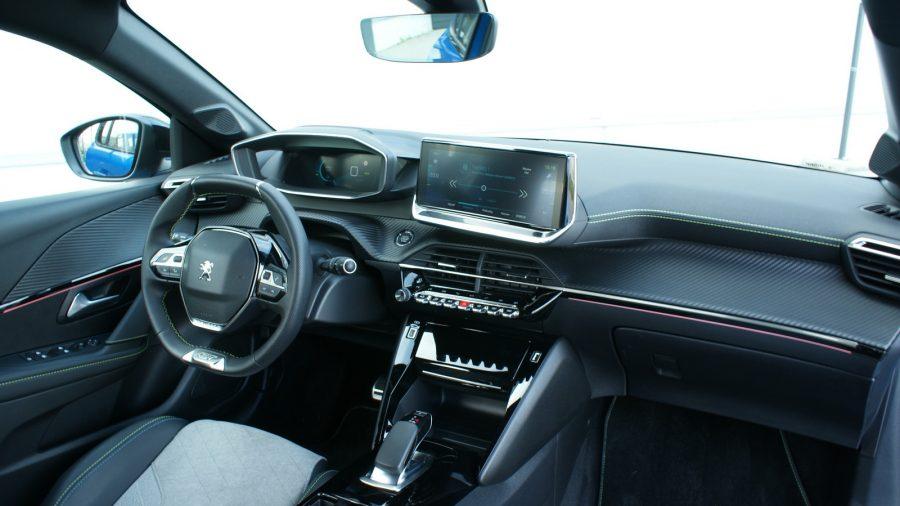 2020 Peugeot e-208 GT AM 017