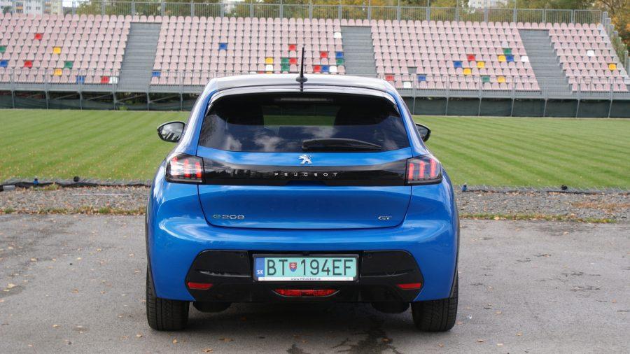 2020 Peugeot e-208 GT AM 018