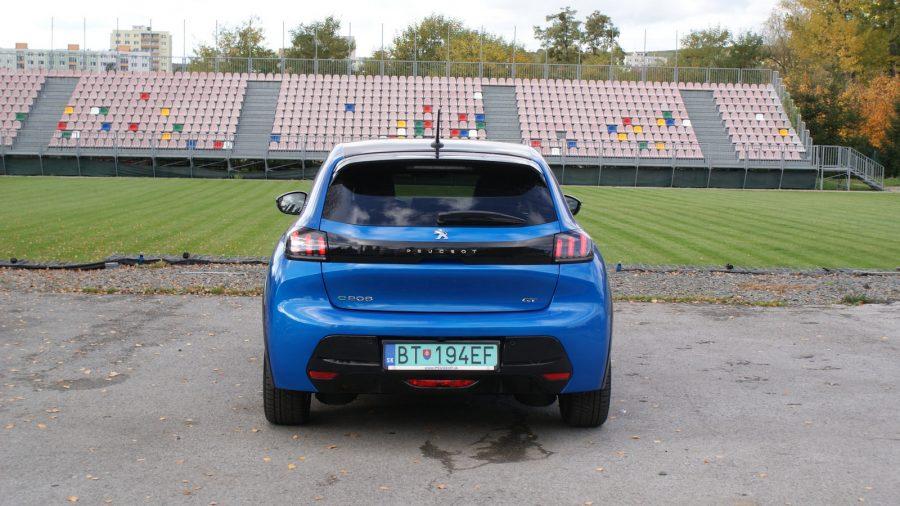 2020 Peugeot e-208 GT AM 020