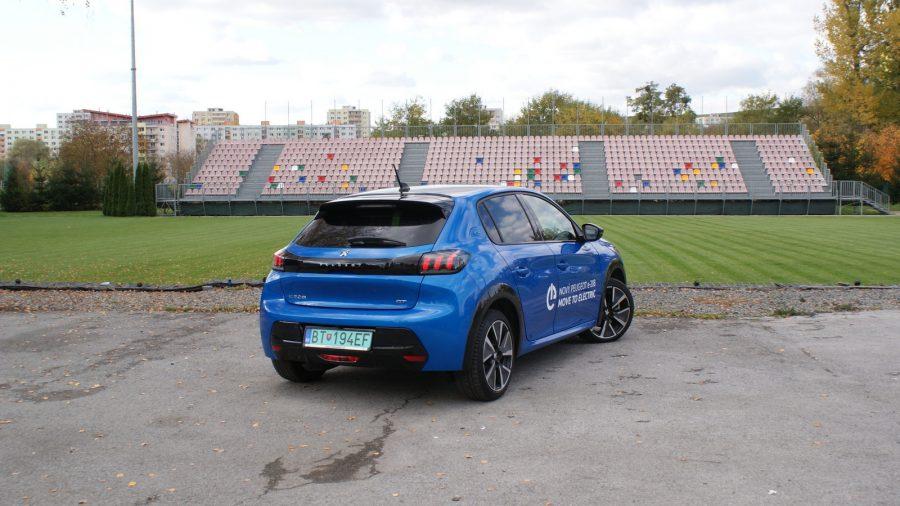2020 Peugeot e-208 GT AM 022