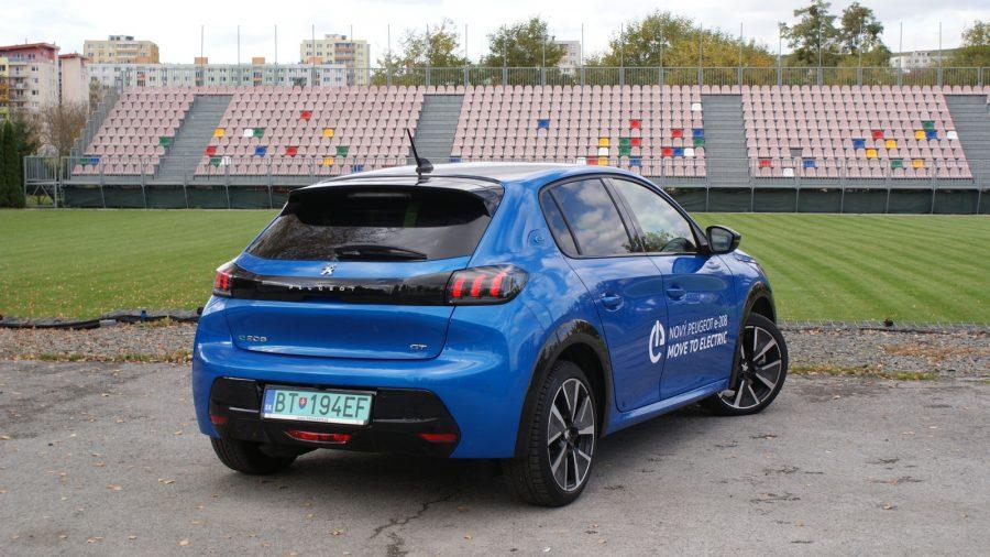 2020 Peugeot e-208 GT AM 025