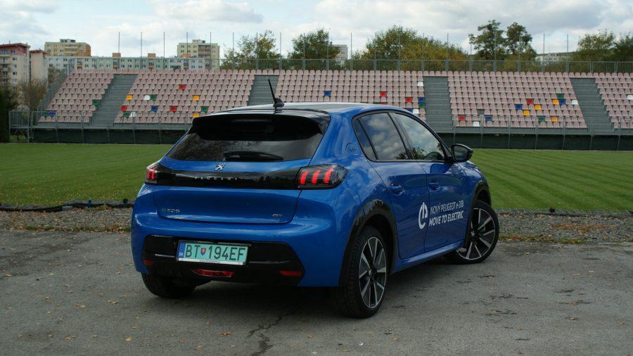 2020 Peugeot e-208 GT AM 027