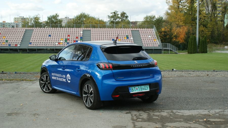 2020 Peugeot e-208 GT AM 032