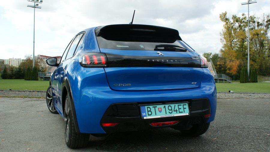 2020 Peugeot e-208 GT AM 034