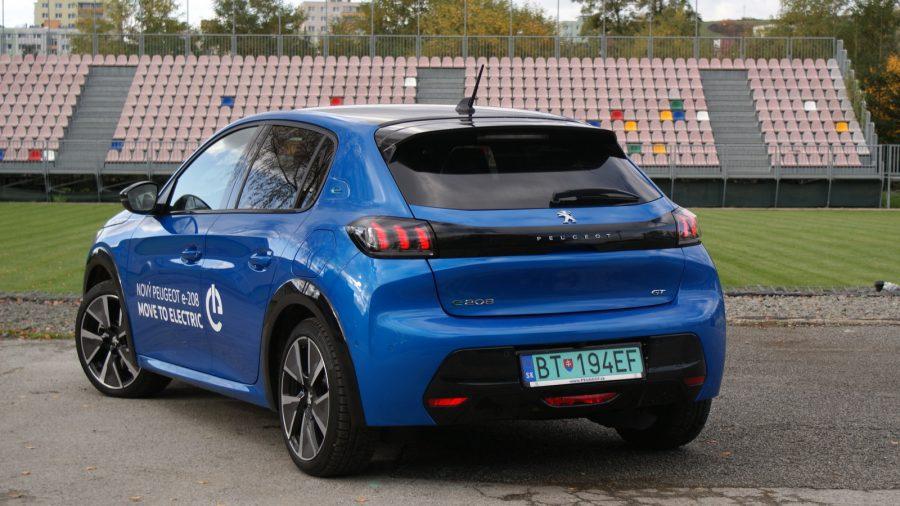 2020 Peugeot e-208 GT AM 038