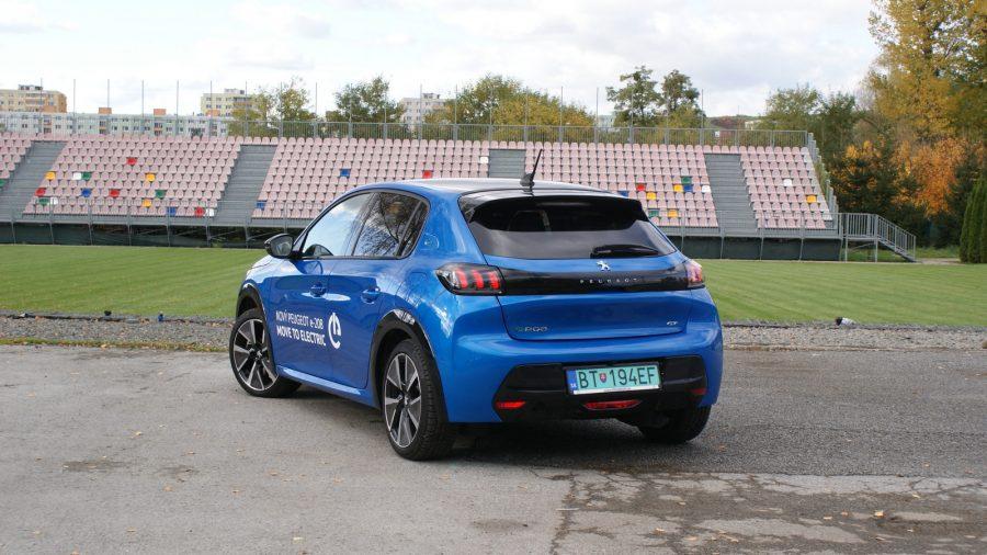 2020 Peugeot e-208 GT AM 039