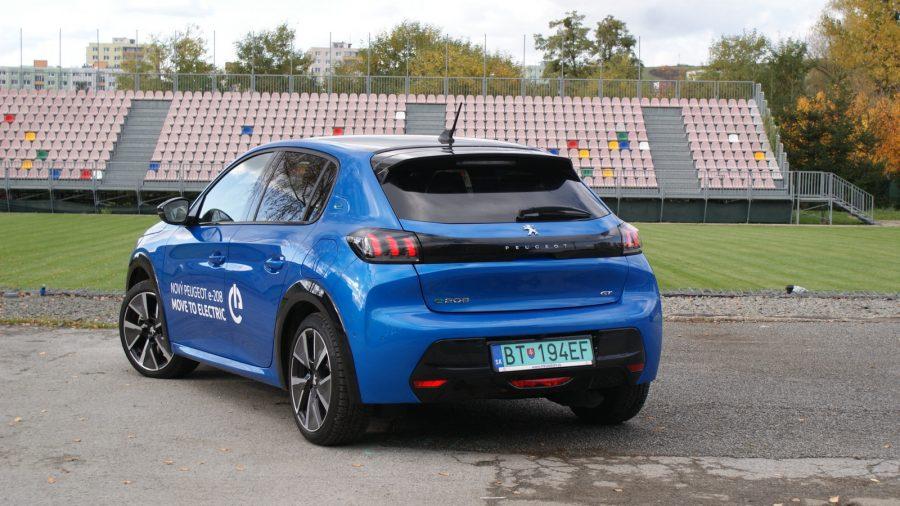 2020 Peugeot e-208 GT AM 040