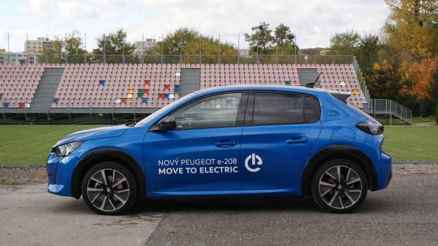 2020 Peugeot e-208 GT AM 063