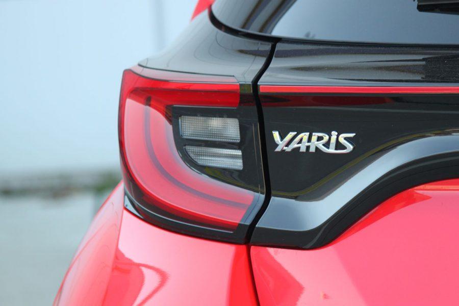 2020 Toyota Yaris 1,5 Hybrid Dynamic Force, 116 k, e-CVT, Premiere Edition AM0116