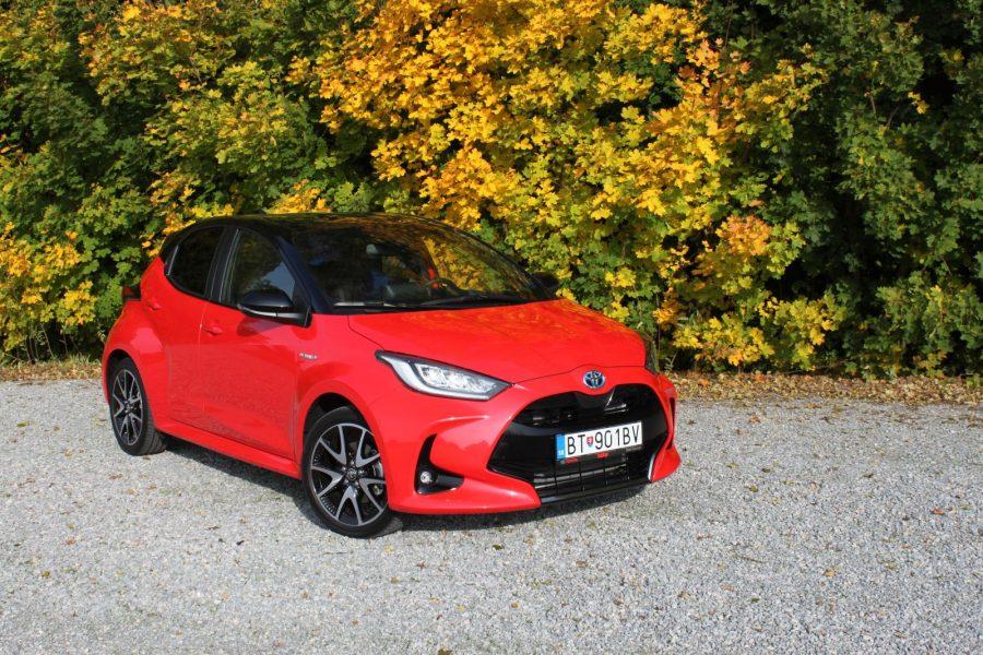 2020 Toyota Yaris 1,5 Hybrid Dynamic Force, 116 k, e-CVT, Premiere Edition AM015