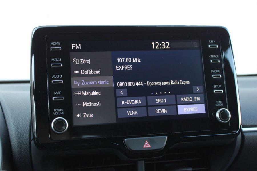 2020 Toyota Yaris 1,5 Hybrid Dynamic Force, 116 k, e-CVT, Premiere Edition AM0169