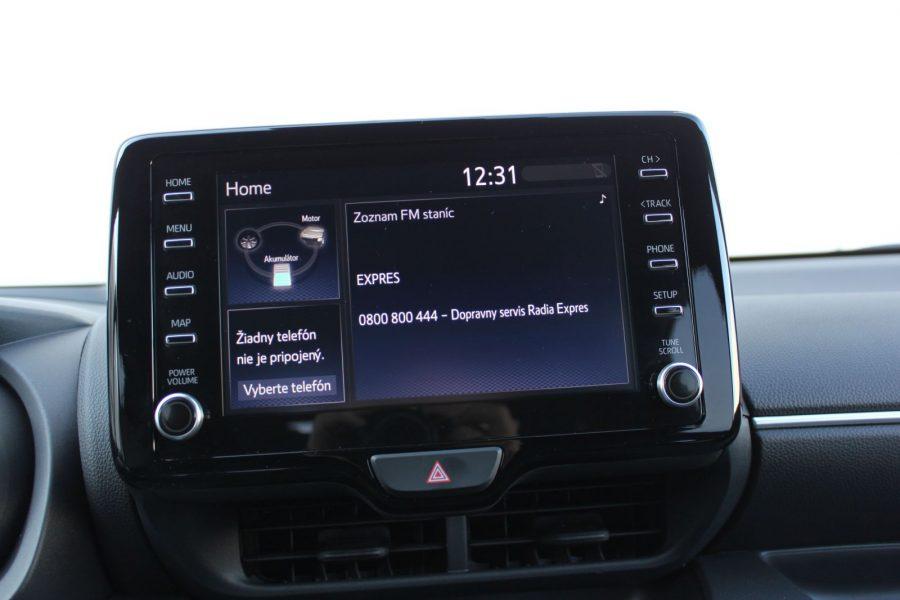 2020 Toyota Yaris 1,5 Hybrid Dynamic Force, 116 k, e-CVT, Premiere Edition AM0174