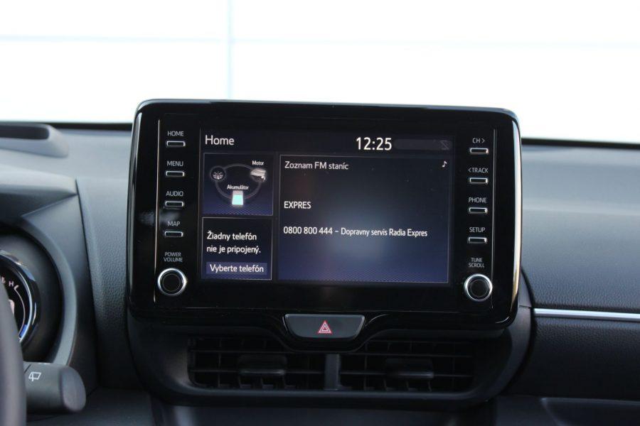 2020 Toyota Yaris 1,5 Hybrid Dynamic Force, 116 k, e-CVT, Premiere Edition AM0192