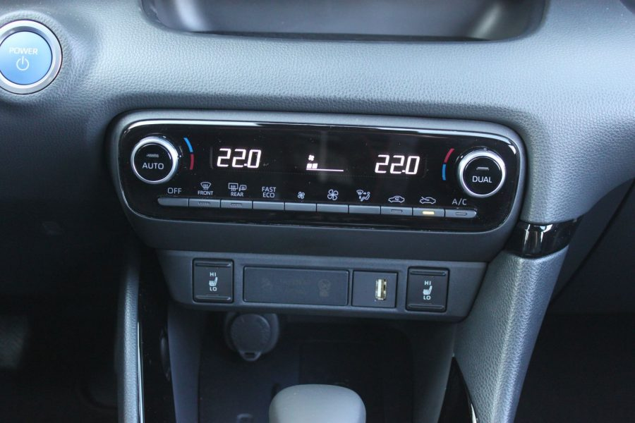 2020 Toyota Yaris 1,5 Hybrid Dynamic Force, 116 k, e-CVT, Premiere Edition AM0196