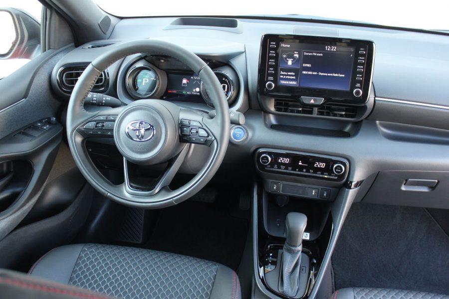 2020 Toyota Yaris 1,5 Hybrid Dynamic Force, 116 k, e-CVT, Premiere Edition AM0203