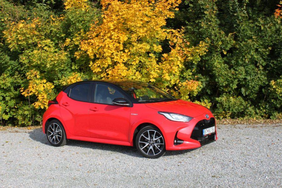 2020 Toyota Yaris 1,5 Hybrid Dynamic Force, 116 k, e-CVT, Premiere Edition AM021