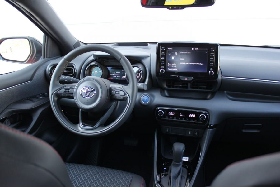 2020 Toyota Yaris 1,5 Hybrid Dynamic Force, 116 k, e-CVT, Premiere Edition AM0210