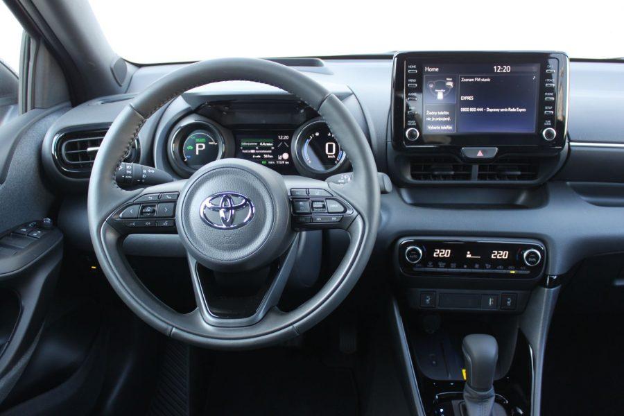 2020 Toyota Yaris 1,5 Hybrid Dynamic Force, 116 k, e-CVT, Premiere Edition AM0213
