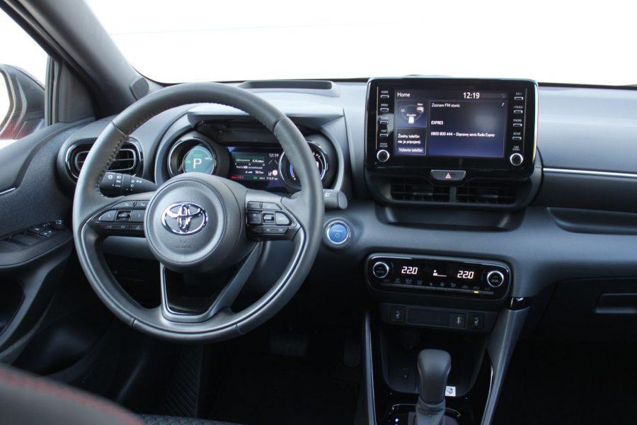 2020 Toyota Yaris 1,5 Hybrid Dynamic Force, 116 k, e-CVT, Premiere Edition AM0214