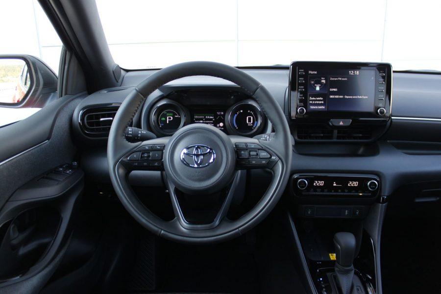 2020 Toyota Yaris 1,5 Hybrid Dynamic Force, 116 k, e-CVT, Premiere Edition AM0219
