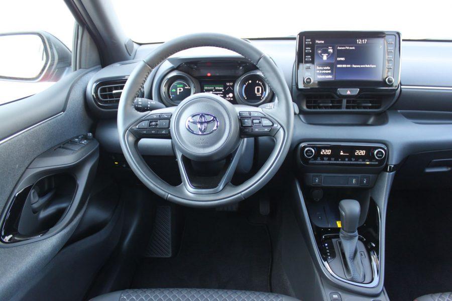 2020 Toyota Yaris 1,5 Hybrid Dynamic Force, 116 k, e-CVT, Premiere Edition AM0221