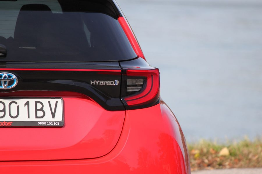 2020 Toyota Yaris 1,5 Hybrid Dynamic Force, 116 k, e-CVT, Premiere Edition AM024