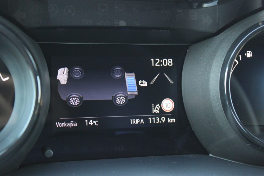 2020 Toyota Yaris 1,5 Hybrid Dynamic Force, 116 k, e-CVT, Premiere Edition AM0255
